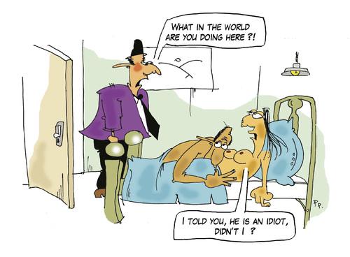 Status Quo By Paraistvan Nature Cartoon Toonpool