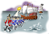 Cartoon: Fight or run away (small) by paraistvan tagged fight