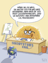 Cartoon: ... (small) by Tobias Wieland tagged sonne,erde,sonnensystem,solar,system,büro,firma,business,planet,klima,all,weltall,universum