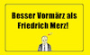 Cartoon: Besser Vormärz (small) by Marbez tagged merz,akk,spahn