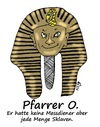 Cartoon: Pfarrer O. (small) by Marbez tagged sklaven,messdiener,pfarrer