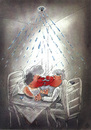 Cartoon: Happy kiss (small) by kamil yavuz tagged happy,fire,kiss,water