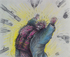Cartoon: The Anatomic Live Bomb Man (small) by kamil yavuz tagged anatomic,live,bomb,man