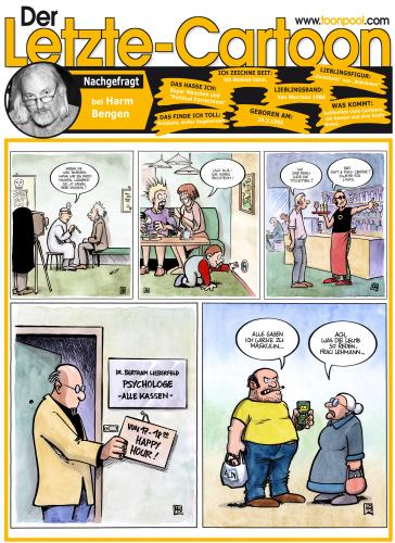 Cartoon: Example Berliner Kurier (medium) by Vanessa Oxygen tagged kurier