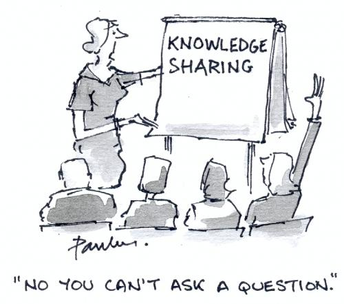 Cartoon: Knowledge (medium) by Paulus tagged lecture,knowledge,seminar