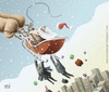 Cartoon: Happy New Year!.. (small) by Burak Ergin tagged new,year
