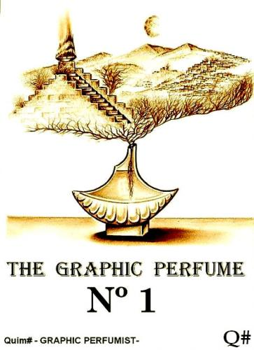 THE GRAPHIC PERFUME