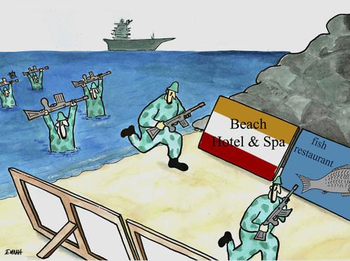 advertisements By emraharikan | Media & Culture Cartoon | TOONPOOL