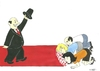 Cartoon: Red Carpet (small) by emraharikan tagged red,carpet