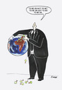 Cartoon: to be or not to be... (small) by emraharikan tagged ecology,global,warming