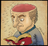 Cartoon: Words (small) by gunberk tagged books,words,men,creation,literature