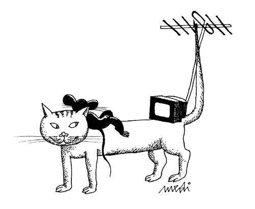 Image result for antenna cartoon
