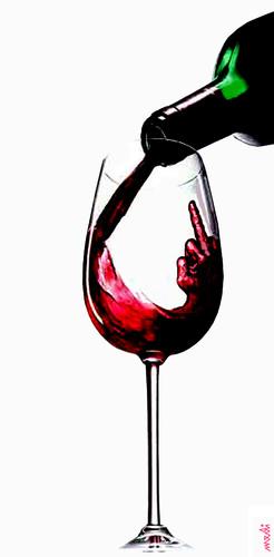 Alcohol Sign By Medi Belortaja Philosophy Cartoon Toonpool