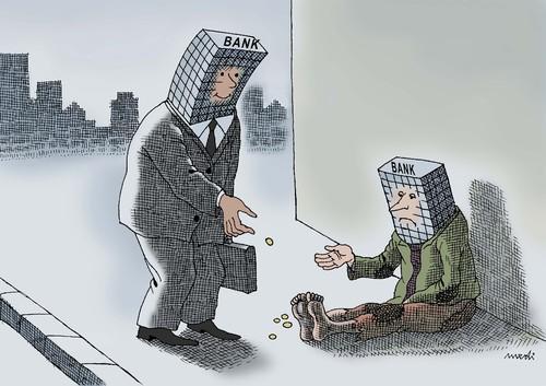 rich vs poor cartoons - photo #12