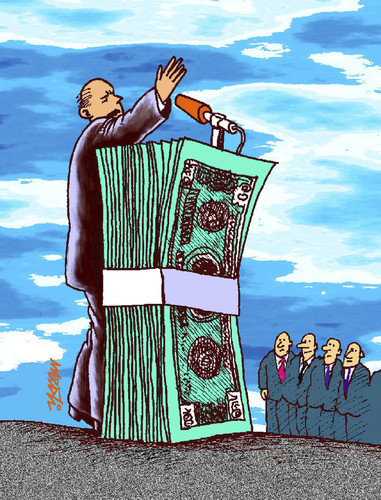 speech about corruption Corruption, generally defined as abuse of authority for private gain, is among the world's oldest practices and a fundamental cause of intrastate conflict.