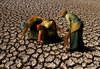 Cartoon: les glaneuses (small) by Medi Belortaja tagged les,glaneuses,poor,poverty,women,worker