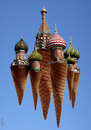 Cartoon: putin ice creams (small) by Medi Belortaja tagged putin,ice,creams,kremlin,russia