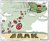 Cartoon: Nehmt Das ! (small) by Riemann tagged irak,syrien,is,verbot,deutschland,unterstuetzung,cartoon,george,riemann