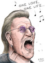 Cartoon: Bono Karikatur (small) by A Tale tagged u2,bono,paul,hewson,dublin,irland,sänger,songwriter,musiker,band,frontman,pop,rock,runder,geburtstag,karikatur,caricature,gesicht,porträt,bild,cartoon,pressezeichnung,illustration,tale,agostino,natale