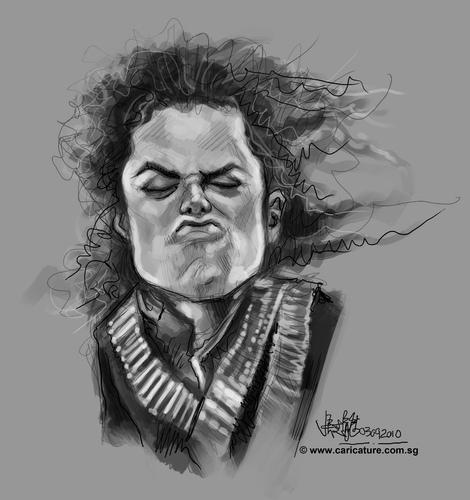 Caricature of Jim Morrison, The Doors | Caricatures ...