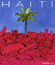Cartoon: HAITI (small) by matteo bertelli tagged haiti,flag,earthquake
