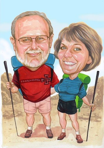 Cartoon: caricature (medium) by boyd999 tagged caricature