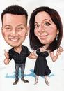 Cartoon: caricature (small) by boyd999 tagged caricature