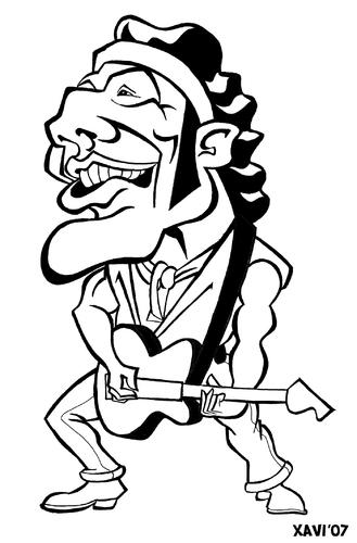 bruce springsteen logo