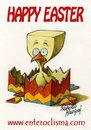 Cartoon: Happy Easter (small) by Roberto Mangosi tagged easter