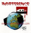 Cartoon: INDIFFERENCE (small) by Roberto Mangosi tagged syria,war,blood