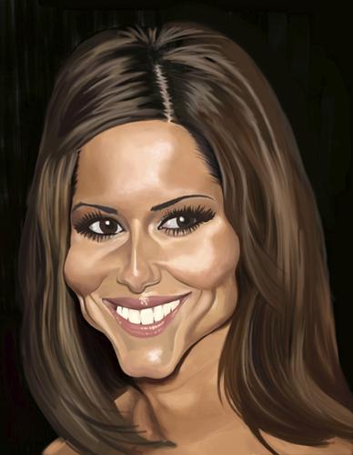 Cheryl Cole: Scheidung! Die Kilos purzeln weiter