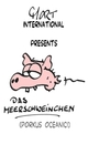 Cartoon: Meerschweinchen (small) by mart tagged diving,scuba,underwater,meerschweinchen,hamster