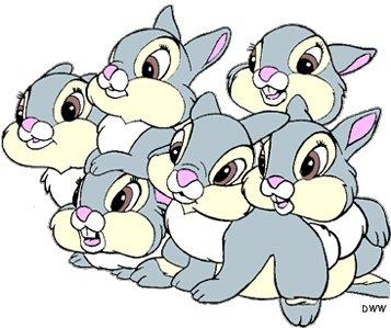 Cartoon disney rabbits medium by gagagraceie tagged disney rabbits