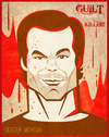 Cartoon: DEXTER (small) by Martynas Juchnevicius tagged vector,caricature,film,actor,tv,famous,dexter,morgan