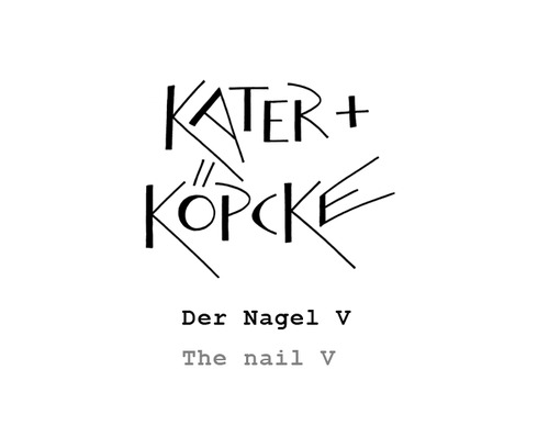 Cartoon: Kater und Köpcke - Nagel V (medium) by badham tagged freundlichkeit,friendliness,instructor,yoga,werkzeug,tool,nail,studio,princess,kiss,bewitched,frog,nagel,hammer,köpcke,badham,hammel,kater,domination,lunatic,insane,world,weltherrschaft,wahnsinnig,irre
