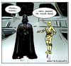 Cartoon: Son (small) by tejlor tagged c3po