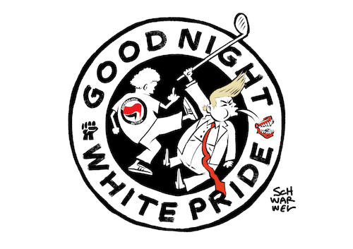 Trump Antifa Terrororganisation
