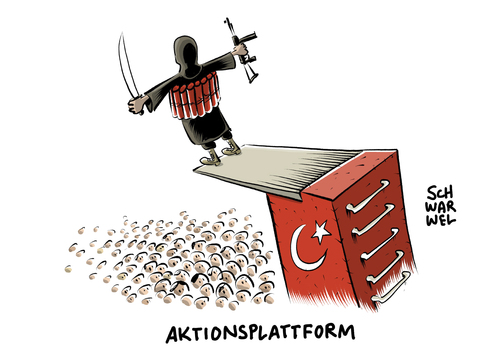 Türkei Aktionsplattform