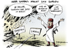 Cartoon: Gaddafi Sorgen um Tunesien (small) by Schwarwel tagged gaddafi,sorge,tunesien,politik,unruhen,afrika,aufstand,lybien,libyen,revolution,staat,regierung,karikatur,schwarwel