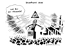 Cartoon: Obama Berlin Historische Rede (small) by Schwarwel tagged obama,berlin,historische,rede,karikatur,schwarwel