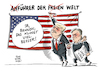 Cartoon: Trump Berater Bannon (small) by Schwarwel tagged trump,donald,us,usa,amerika,praesident,president,nationaler,sicherheitsrat,berater,politik,stephen,bannon,karikatur,schwarwel,breitbart