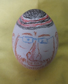 Cartoon: Frohe Ostern (small) by manfredw tagged ostern,ei,portrait,porträt,easter,egg,face,paques,pascua,pask,pasqua