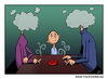 Cartoon: Smoke parents (small) by tinotoons tagged smoke,cigarette,parents,smoker