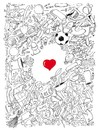 Cartoon: KALP - HEART (small) by halileser tagged 05