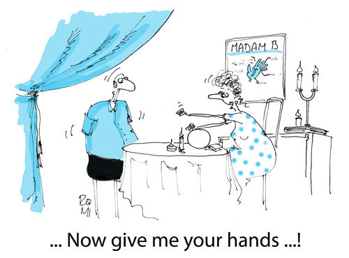 Cartoon: - (medium) by romi tagged hand