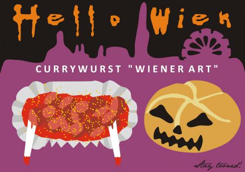 Cartoon: CURRY WURST CONTEST 088 (medium) by toonpool com tagged currywurst,contest