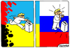 Cartoon: Referendum in Crimea (small) by Igor Kolgarev tagged crimea,russia,ukraine