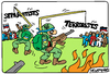 Cartoon: Terrorists in Ukraine (small) by Igor Kolgarev tagged terror,terrorist,separatist,ukraine,war,kiev,donetsk,lugansk,people