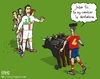 Cartoon: portugal euro 2012 (small) by raim tagged portugal,spain,euro2012