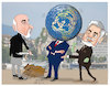 Cartoon: Afghan - UN talks in Geneve ! (small) by Shahid Atiq tagged afghanistan,balkh,helmand,kabul,london,nangarhar,and,ghor,attack